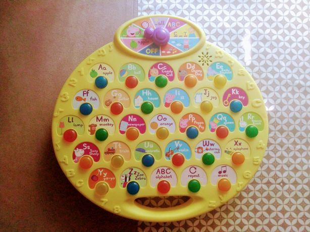 Панель планшет детский Свинка Пэппа
