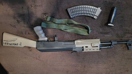 Pistolet ASG AK-47 (SRT-09) - SPARTAC