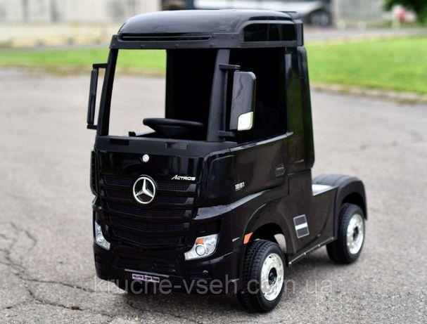 Дитячий електромобіль Грузовик M 4208, Mercedes, детский электромобиль