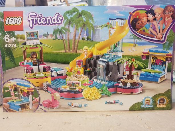 Lego 41374 Friends Impreza Andrei Na Basenie-Nowe