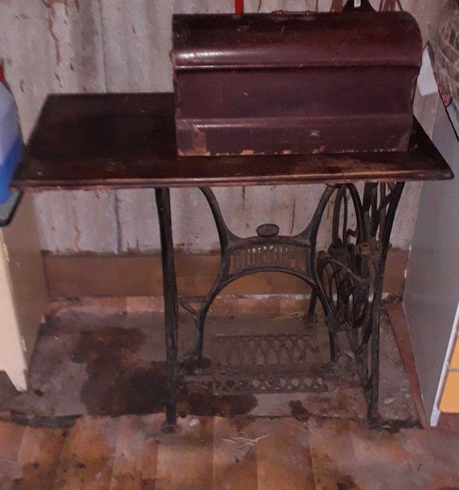 Stolik od maszyny do szycia Durkopp Falborek - image 1