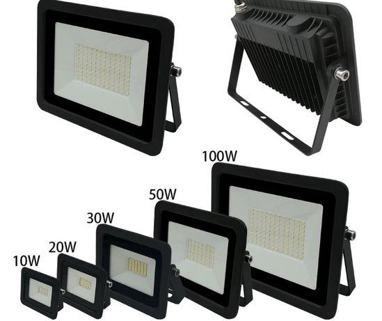 Projector 10w 30w 50w 100w 200w c/garantia