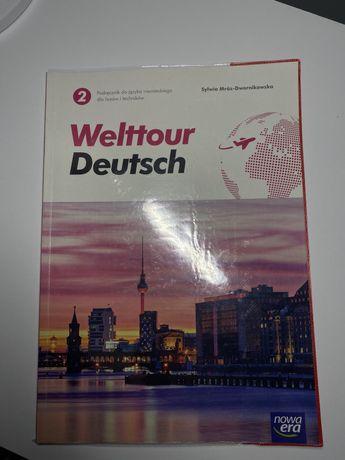 Podręcznik Welttour Deutsch 2