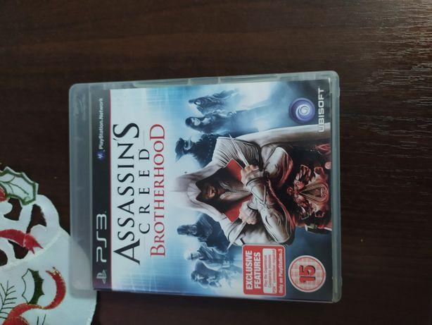 Assassins Creed Brotherhood, Creed lll PS3