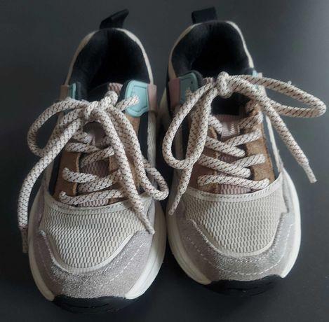Dziewczęce buty Zara,r.30
