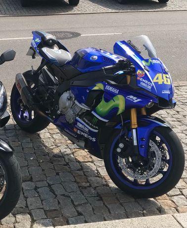 Yamaha R1 VR46 2017