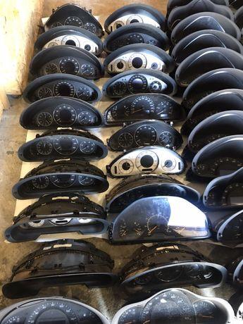 Mercedes w 211 203 209 212 204 207 щиток приборов приборка циферблат