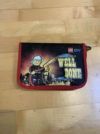 Piórnik dla chłopca Lego