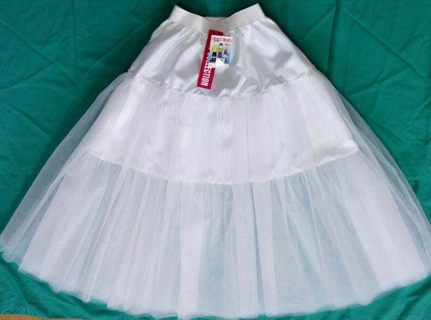 Halka komunijna (komunia) pod sukienkę, albę HIT nowa