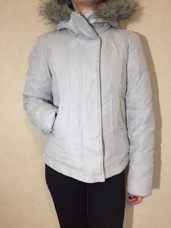 Куртка пуховая пуховик Moto