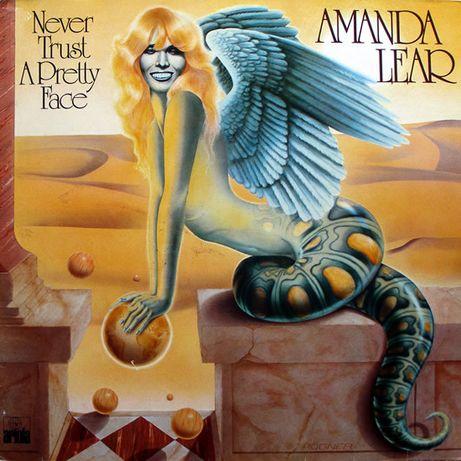 Amanda Lear – Never Trust A Pretty Face 1979 Germany пластинка винилов
