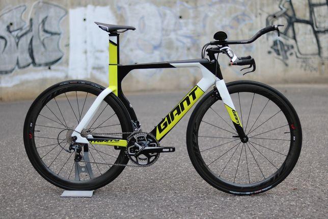 Bicicleta Triatlo/CR Giant Trinity