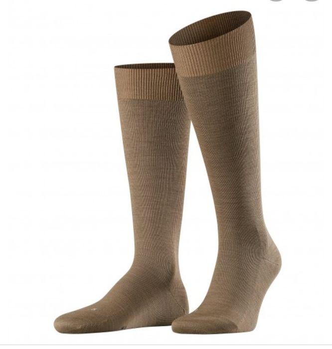 Мужские носки FALKE с мериносовой шерстью уменьшают усталость, теплые Киев - изображение 1