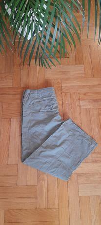 Szerokie spodnie męskie