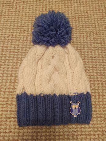 Зимняя, осенняя шапка НОВАЯ
