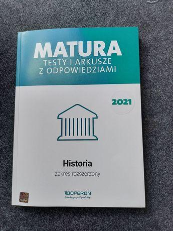 Testy I arkusze z odpowiedziami Matura Historia