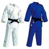 Кимоно кимано белое синее для дзюдо джиу джитсу айкидо самбо дзюдоги