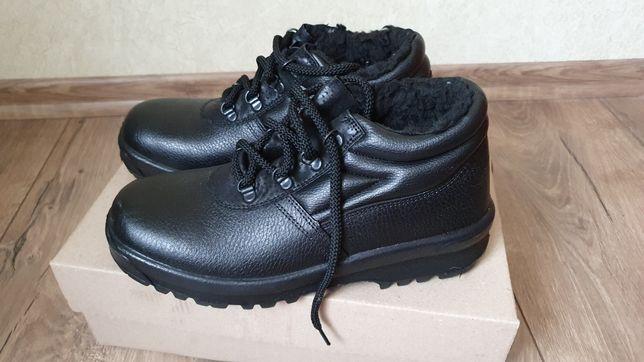 Мужские утеплённые ботинки