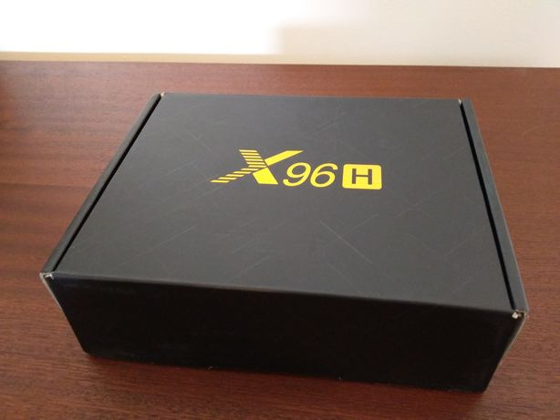 Android tv box X96H
