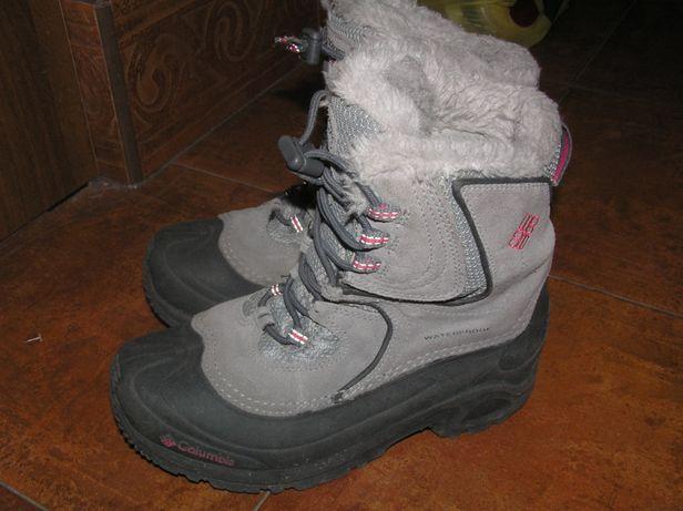 Ботинки зимние для девочки сапоги Columbia Bugaboot Оригинал