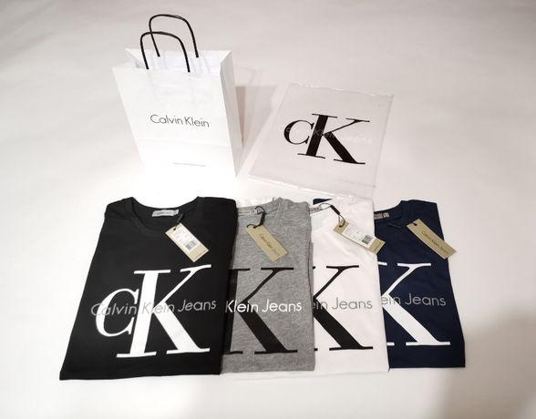 T-Shirt Damski Calvin Klein ! Koszulka ! XS / S / M / L !