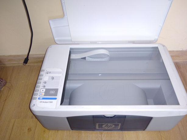 "Sprzedam drukarkę ""HP Deskjet F 380"""