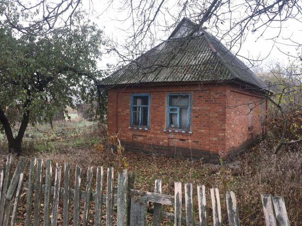 Продам участок с домом в Подорожнем под дачу