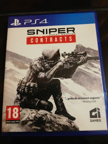 Sniper Ghost Warrior Contract PS4