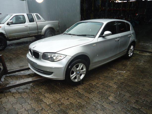 BMW 118d (M47D20) de 2006 só ás peças