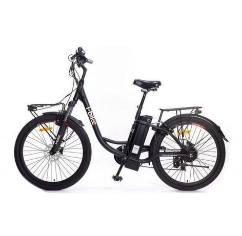 """Nowy Mocny aluminiowy  rower elektryczny i-bike, bateria 36 V, 26"""""""