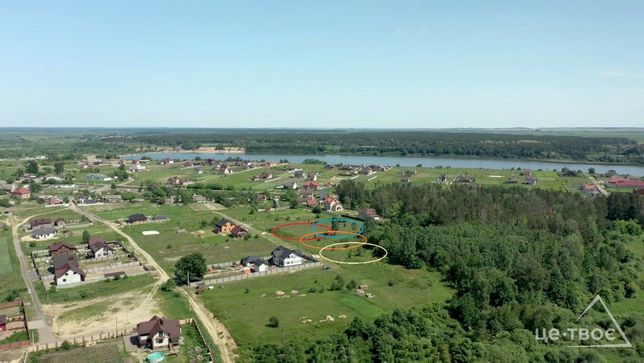 Продам земельні ділянки в селі Олександрія.
