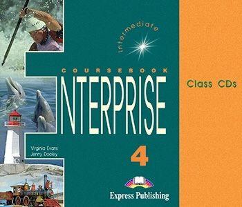 Enterprise 4 (CD)