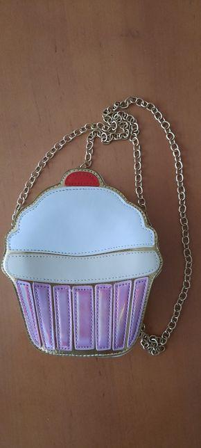 Torebka babeczka muffinka