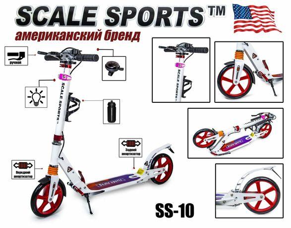 Самокат scale sport ss10