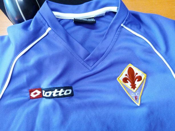 Camisola Fiorentina Lotto Original