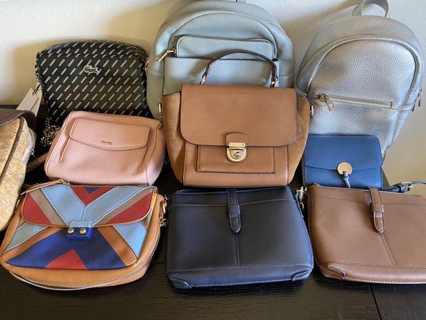 Vendo bolsas, malas e mochilas!!