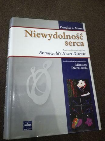 Niewydolność serca Mann-do podręcznika Braunwalda,inne studia medyczne