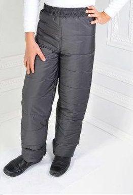 Зимние штаны на ребенка. Р. 24-38. ОПТ, дропшиппинг, розница!