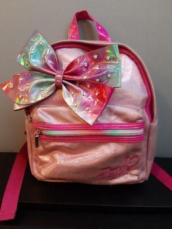 Plecak dziecięcy oryginalny Jojo Siwa