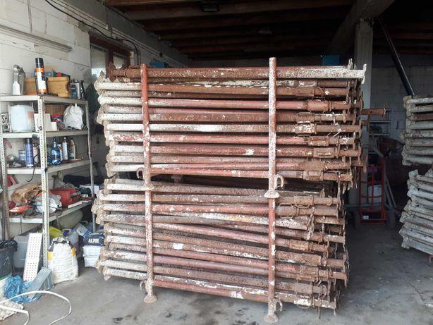 Stemple budowlqne regulowane 4 m 4.5m