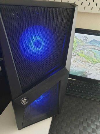 Gamingowy komputer i7 8700 8Gb DDR4 256SSD m.2 Obudowa MSI Gwarancja!