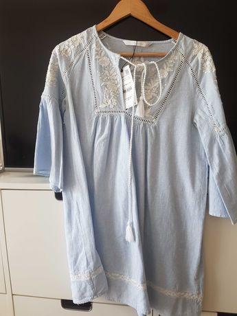 Vestido ou tunica zara
