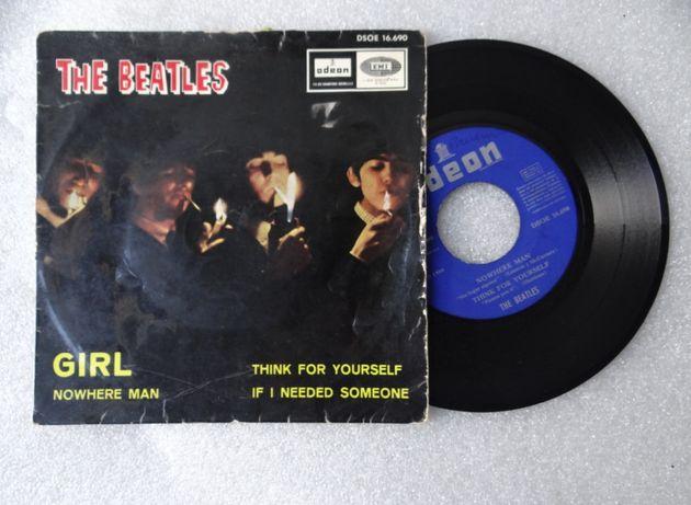 EP / Disco de Vinil - The Beatles (MUITO RARO)