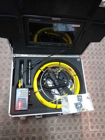 Vende-se Sonda vídeo com cabo de 100mt