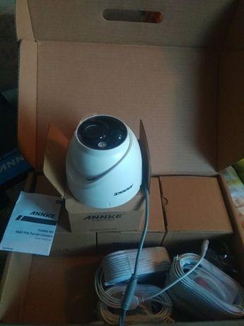Zestaw monitorujący kamery i rejestrator