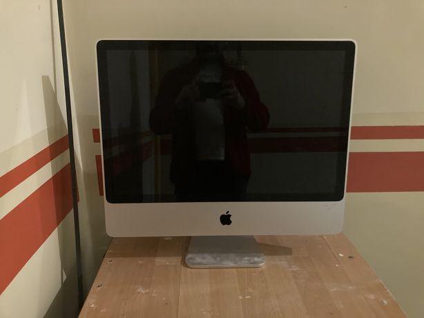 """iMac 24"""" 2007 uszkodzony"""