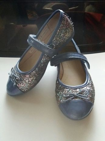 Туфельки,туфли,балетки Clarks 26 размер