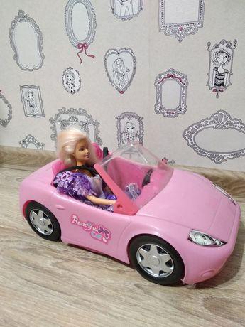 Машина для кукол Барби