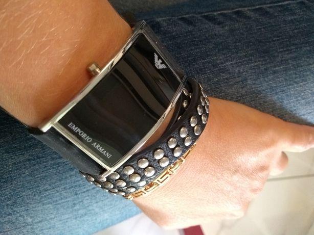 Armani zegarek