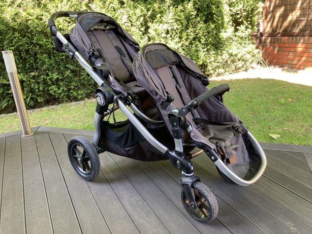 Wózek Baby Jogger City Select 3w1 bardzo dobry stan okazja